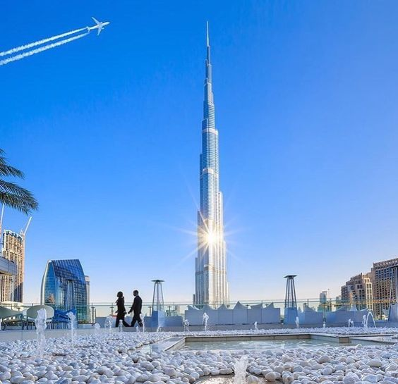Top Ten Places in Dubai