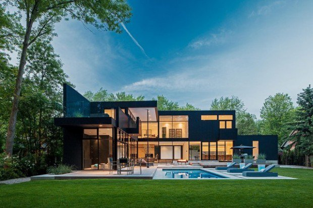 Luxurious Modern Glass House Designs – Universe Discovery