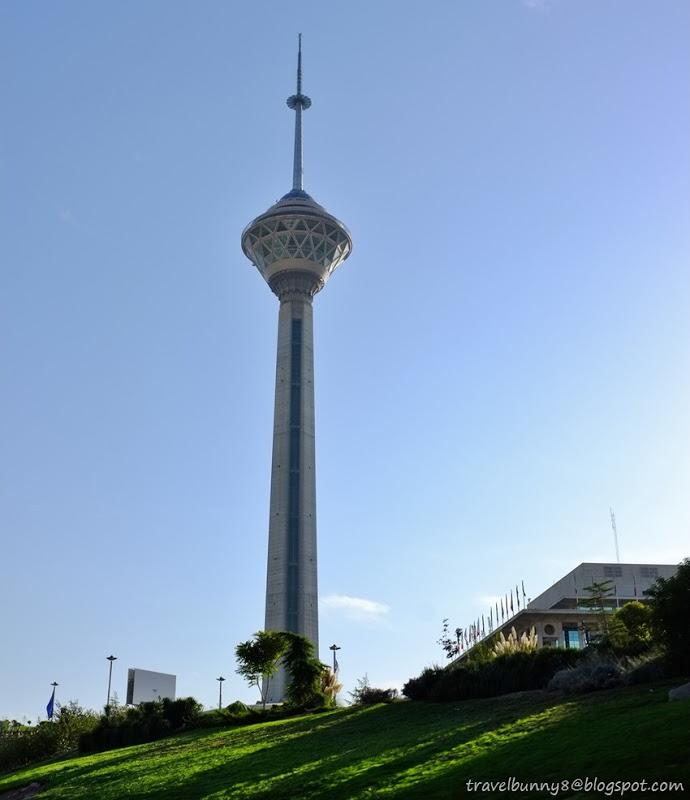 places to visit in tehran iran