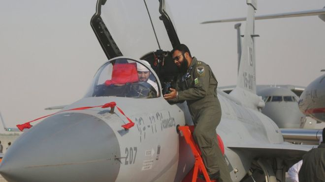 pakistan fighter plane
