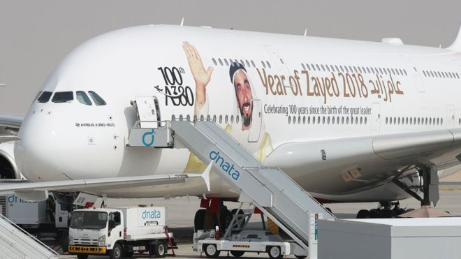 dubai air show plane deal