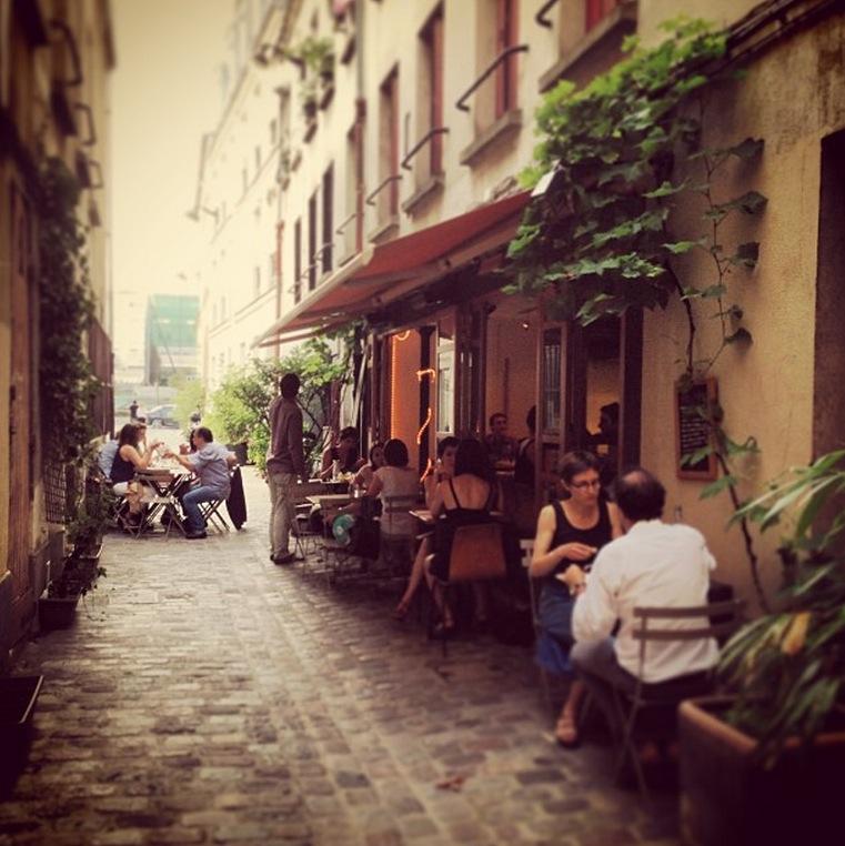 foodies in paris france