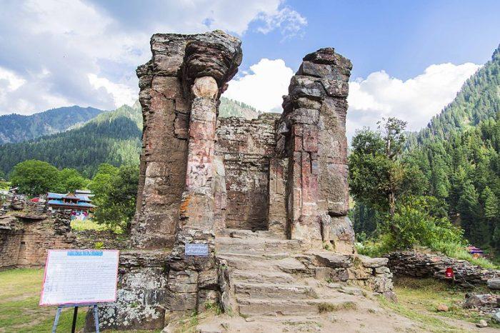 Exploring nature in Sharda Azad Kashmir Pakistan