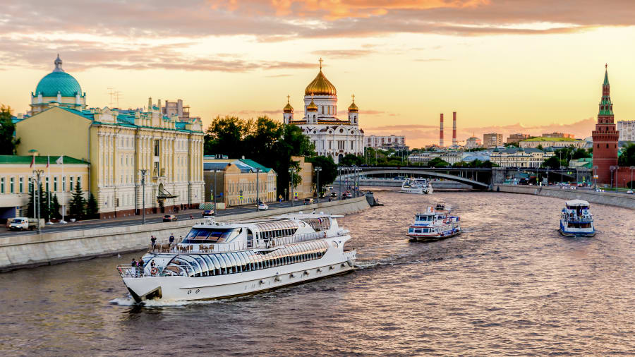 Best Tourist Attractions in Moscow
