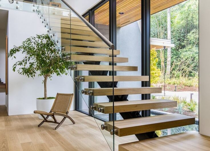 11 Best Staircase Design Trends for 2021