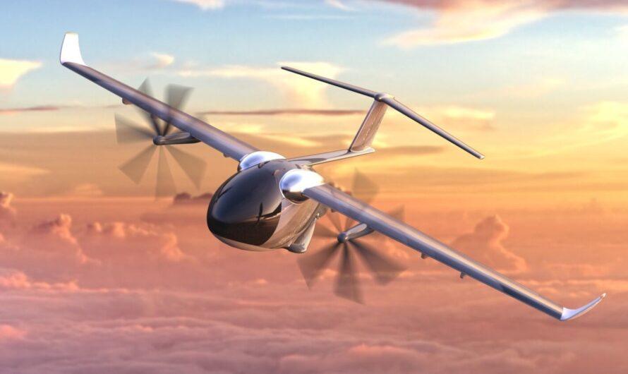 Metro Hop's New eSTOL can takeoff Using 25 meter Runaway
